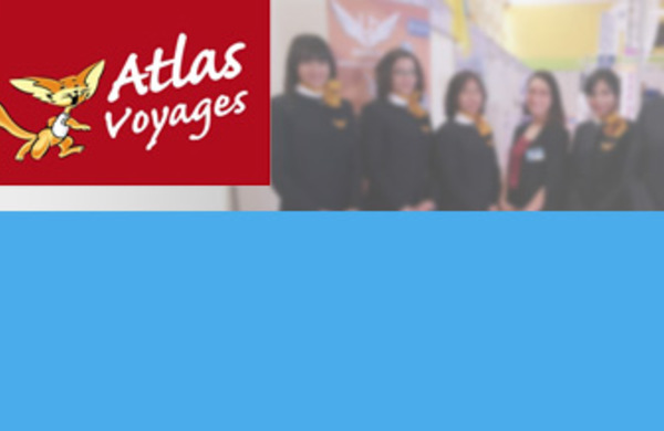 Atlas Voyage: 1ère promotion de l'Atlas Academy Training