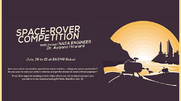 Grid 3 space rover competition