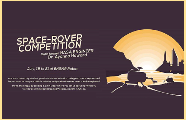 Large space rover competition