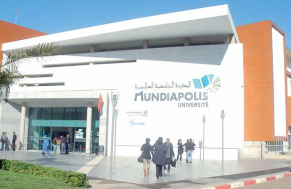 Large universite mundiapolis casablanca