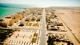 Grid 3 city of dakhla
